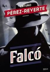 Okładka książki Falcó Arturo Pérez-Reverte