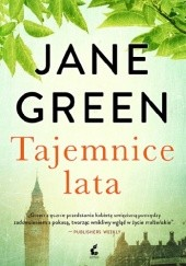 Okładka książki Tajemnice lata Jane Green