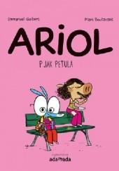 Okładka książki Ariol. P jak Petula Marc Boutavant,Emmanuel Guibert