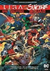 Okładka książki Liga Sprawiedliwości kontra Suicide Squad Rob Williams,Tim Seeley,Jason Fabok,Joshua Williamson,Howard Porter,Tony S. Daniel