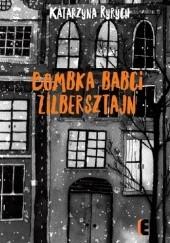 Okładka książki Bombka babci Zilbersztajn Katarzyna Ryrych