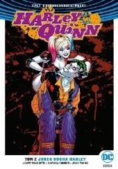 Okładka książki Harley Quinn: Joker kocha Harley Jimmy Palmiotti,Amanda Conner,John Timms