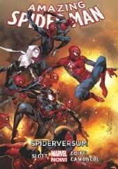 Okładka książki Amazing Spider-Man: Spiderversum Dan Slott,Olivier Coipel,Giuseppe Camuncoli