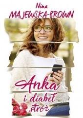 Okładka książki Anka i diabeł stróż Nina Majewska-Brown