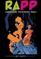 Okładka książki RAPP: Zaginione dzienniki Tesli Jeff Smith