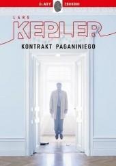 Okładka książki Kontrakt Paganiniego Lars Kepler