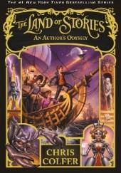 Okładka książki The Land of Stories. An Authors Odyssey Chris Colfer