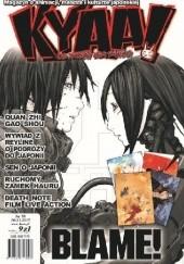 Okładka książki Kyaa! nr 53 Redakcja magazynu Kyaa!