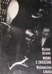Okładka książki Widoki o zmierzchu Wacław Biliński
