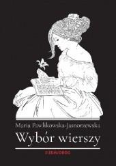 Okładka książki Wybór wierszy Maria Pawlikowska-Jasnorzewska