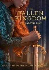 Okładka książki The Fallen Kingdom Elizabeth Mayne