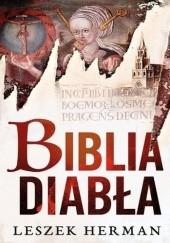 Okładka książki Biblia diabła Leszek Herman