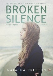 Okładka książki Broken Silence Natasha Preston