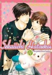 Okładka książki Sekaiichi Hatsukoi. Przypadek Ritsu Onodery 11 Shungiku Nakamura