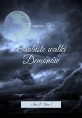 Okładka książki Osobiste walki Demonów Dragona Rock