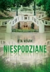 Okładka książki Niespodziane Eta Novak
