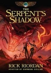Okładka książki The Serpents Shadow: The Graphic Novel Rick Riordan,Orpheus Collar