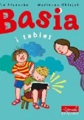 Okładka książki Basia i tablet Zofia Stanecka