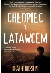 Okładka książki Chłopiec z latawcem Khaled Hosseini