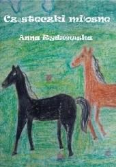 Okładka książki Cząsteczki miłosne Anna Rydzewska