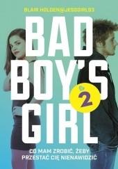 Okładka książki Bad Boys Girl 2 Blair Holden