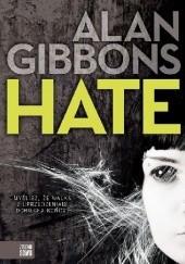 Okładka książki Hate Alan Gibbons