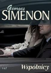 Okładka książki Wspólnicy Georges Simenon