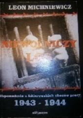 Okładka książki Niewolniczy los Leon Michniewicz