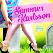 Okładka książki Summer Karlsson Johanna Nilsson