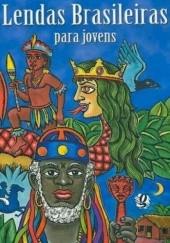 Okładka książki Lendas brasileiras para jovens Luís da Câmara Cascudo