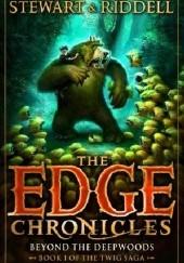 Okładka książki Beyond the Deepwoods Chris Riddell,Paul Stewart