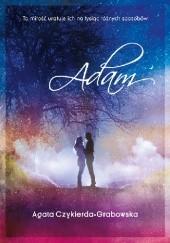 Okładka książki Adam Agata Czykierda-Grabowska