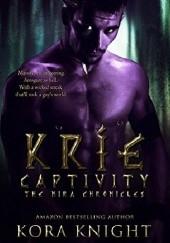 Okładka książki Kríe Captivity Kora Knight
