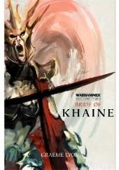 Okładka książki Bride of Khaine Graeme Lyon