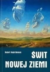 Okładka książki Świt nowej Ziemi Robert Hugh Benson