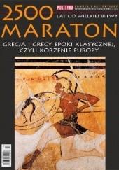 Okładka książki Pomocnik historyczny nr 10/2010; Maraton. 2500 lat od wielkiej Bitwy Redakcja tygodnika Polityka