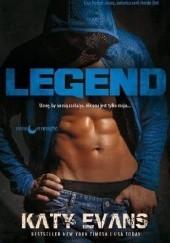 Okładka książki Legend Katy Evans
