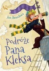 Okładka książki Podróże Pana Kleksa Jan Brzechwa