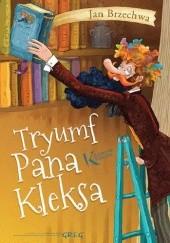 Okładka książki Tryumf Pana Kleksa Jan Brzechwa