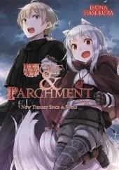 Okładka książki Wolf and Parchment (novel) vol. 2 Isuna Hasekura