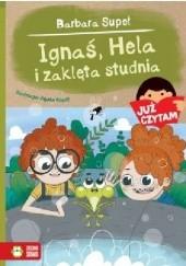 Okładka książki Ignaś, Hela i zaklęta studnia Barbara Supeł