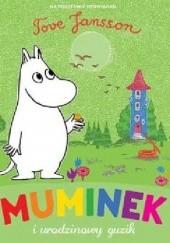 Okładka książki Muminek i urodzinowy guzik Tove Jansson