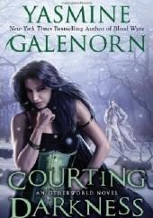 Okładka książki Courting Darkness Yasmine Galenorn
