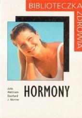 Okładka książki Hormony J. Wellman,Eberhard Wormer dr J.