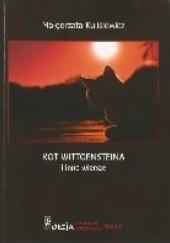Okładka książki Kot Wittgensteina Małgorzata Kulisiewicz