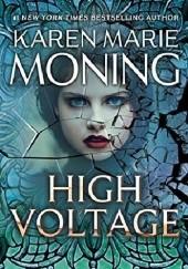 Okładka książki High Voltage Karen Marie Moning