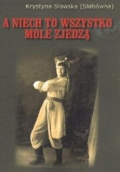 Okładka książki A niech to wszystko mole zjedzą Krystyna Sławska (Słabówna)