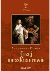 Okładka książki Trzej muszkieterowie Aleksander Dumas (ojciec)