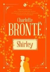 Okładka książki Shirley Charlotte Brontë