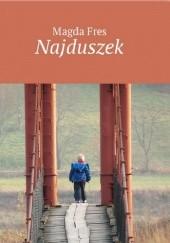 Okładka książki Najduszek Magda Fres